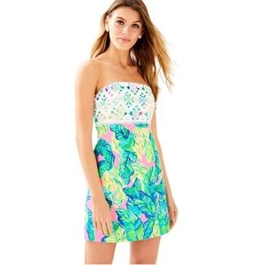 Lilly Pulitzer Brynn strapless Dress